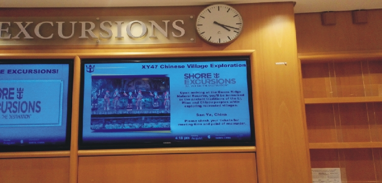 Sysview digital signage software, help brand restaurant upgrade existing monitor to digital signage